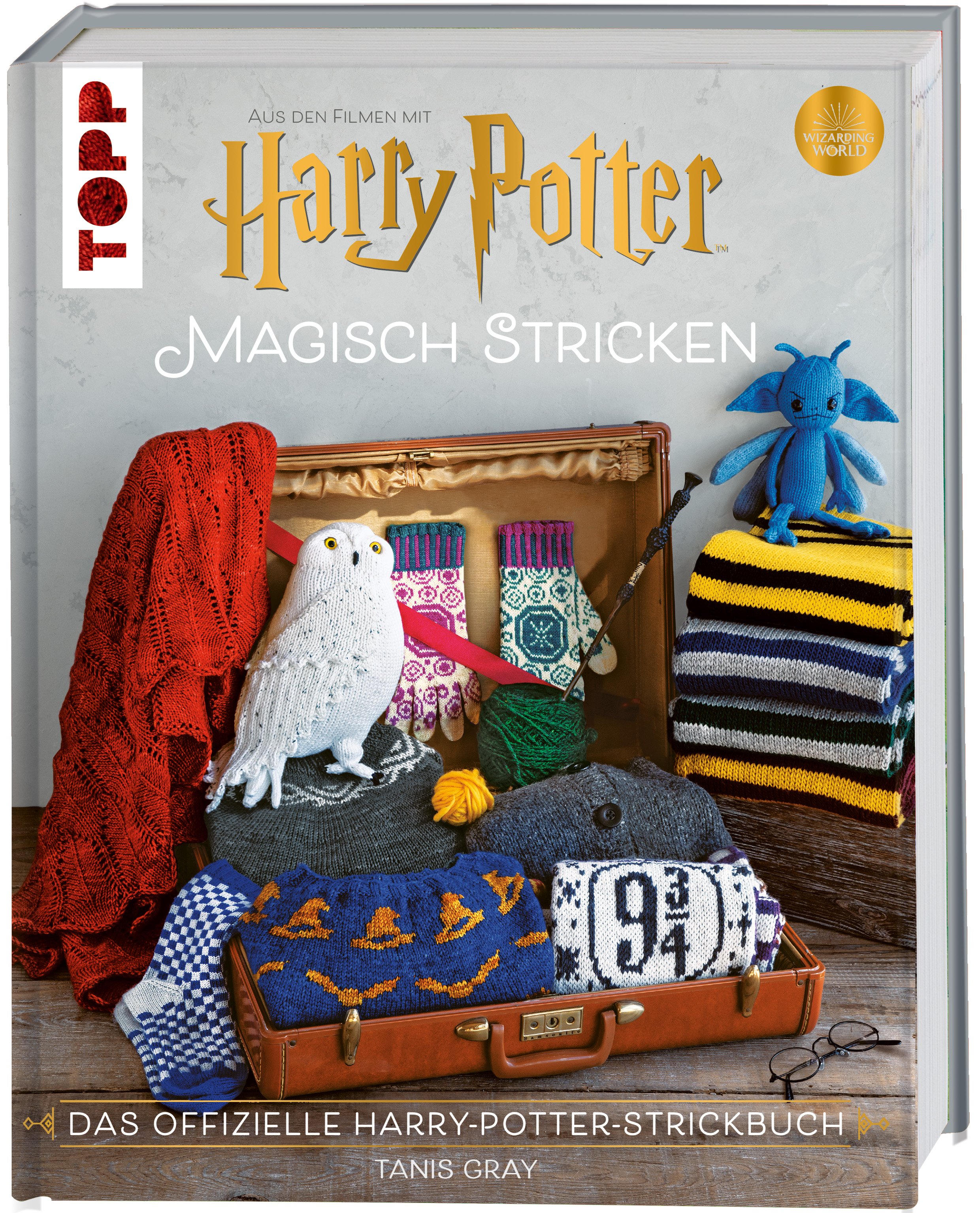 TOPP Harry Potter_Magisch stricken