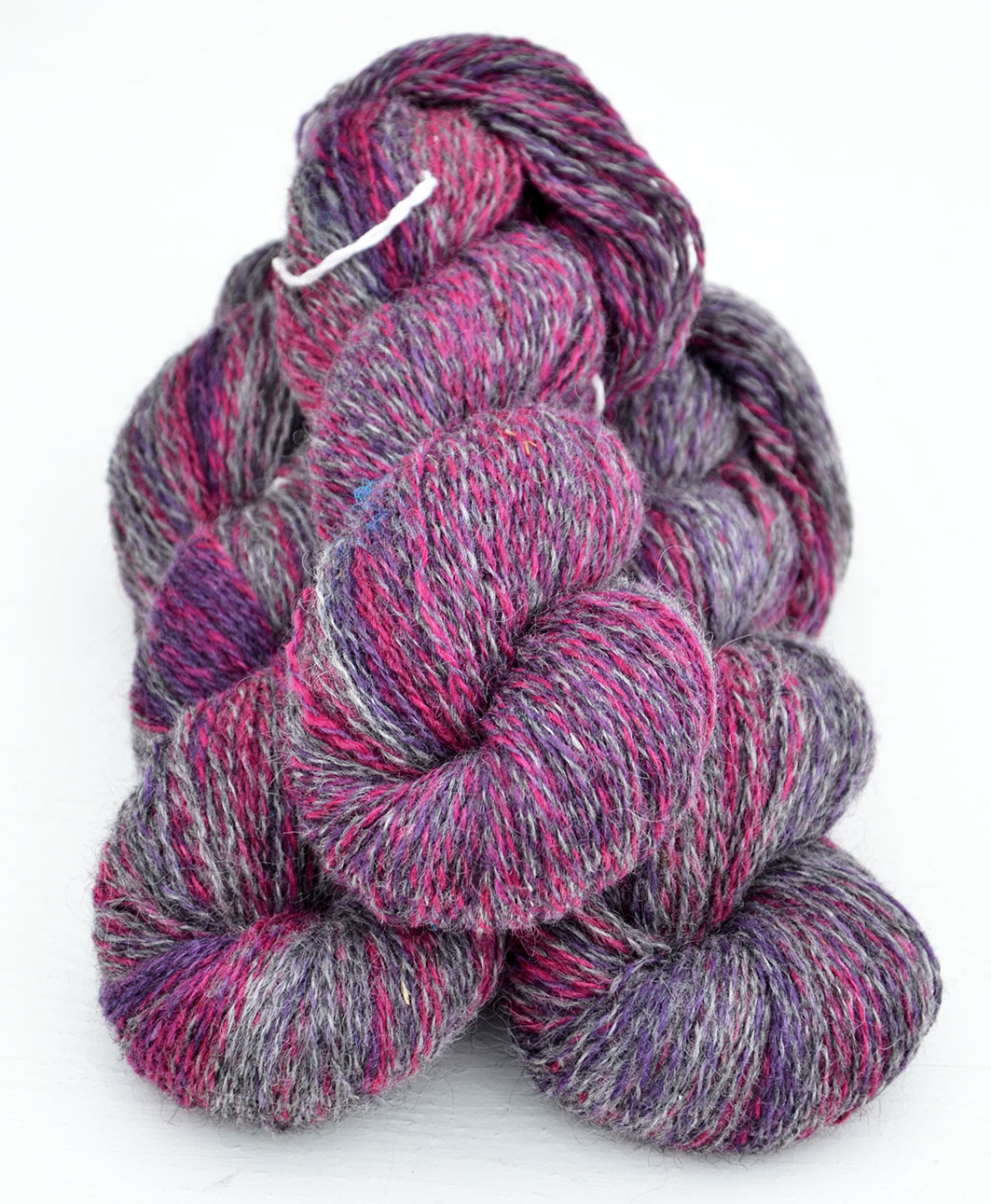 Ullcentrum 6-2-01 Cerise lila grey multi
