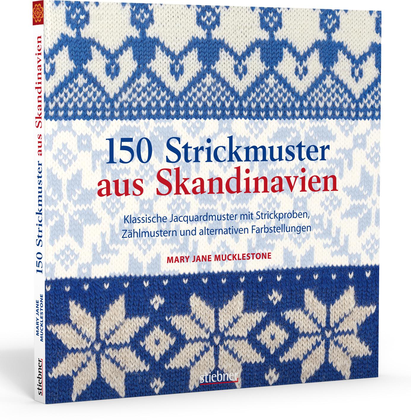 Mucklestone 150 Strickmuster aus Skandinavien