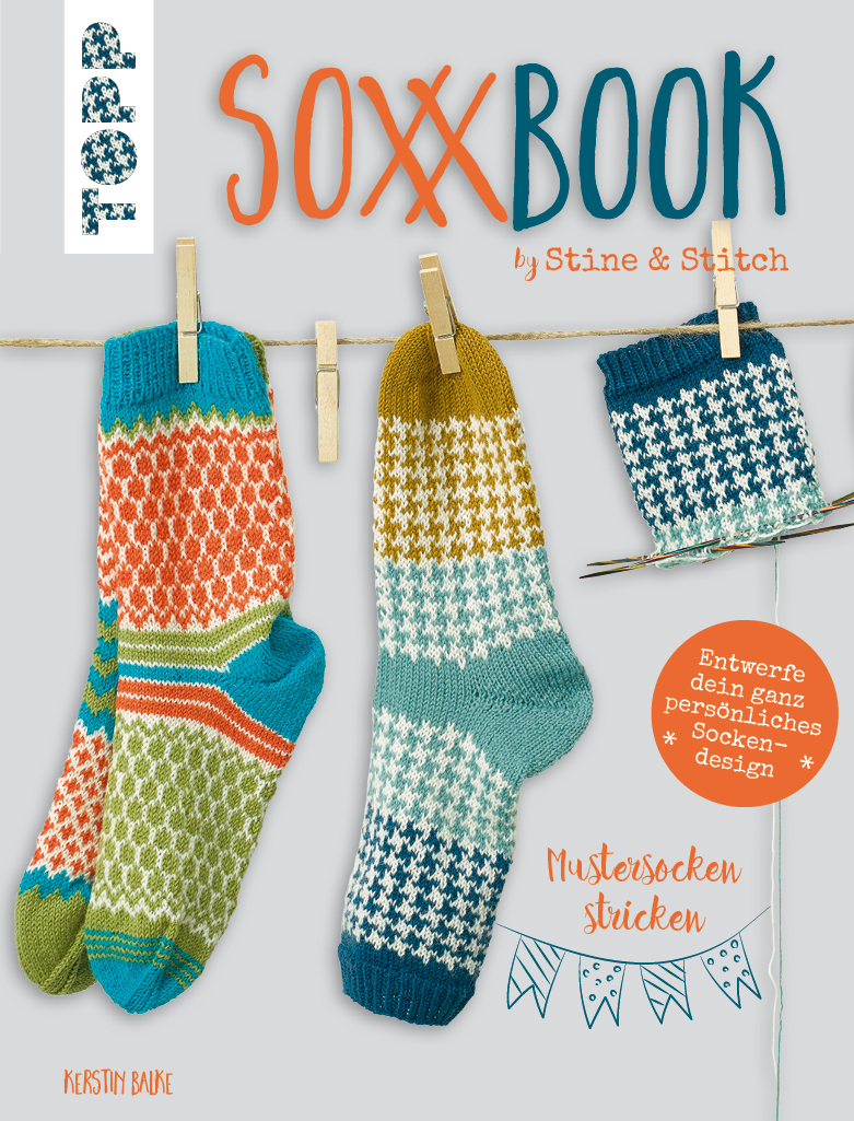 SoxxBook by Stine & Stitch (Kerstin Balke)