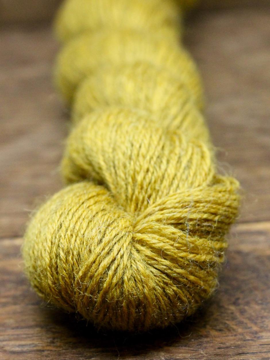 Exmoor Sock 4-ply - Drumble (Bumblebee) (Sockenwolle)