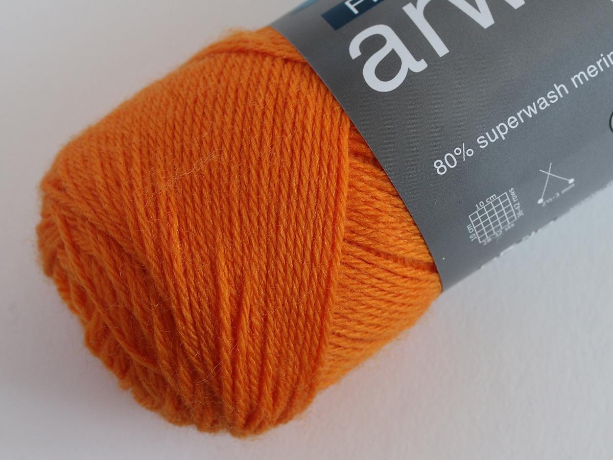 Arwetta classic - 365 Calendula (Sockenwolle)