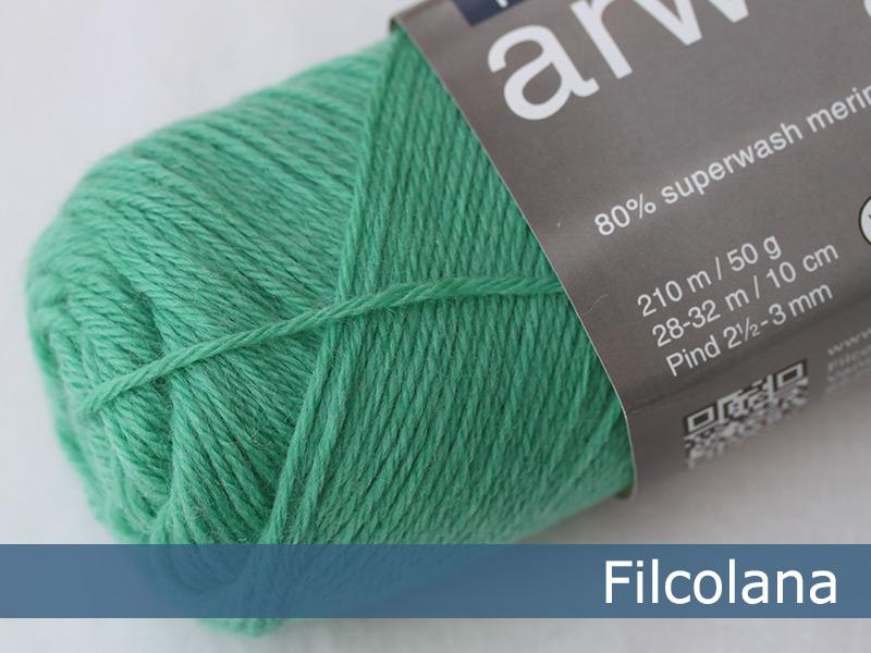 Arwetta classic - 191 Opal Green (Sockenwolle)
