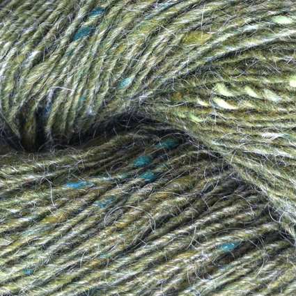 Isager Tweed-Moss