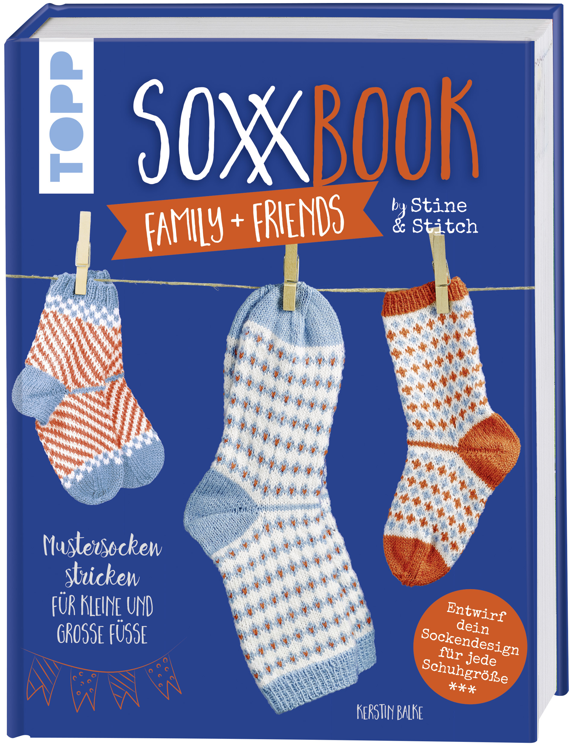 SoxxBook Family & Friends (Kerstin Balke)